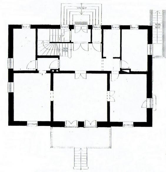 baar l schner freie architekten villa k j radebeul. Black Bedroom Furniture Sets. Home Design Ideas